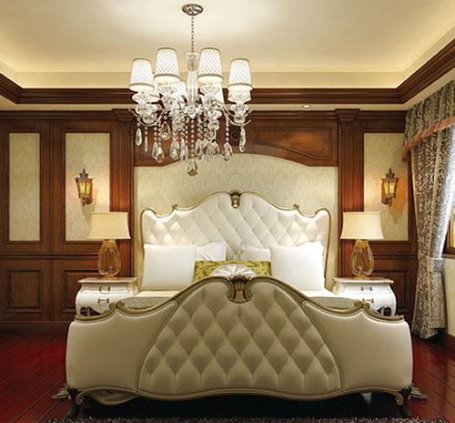 卧室集成墙面效果