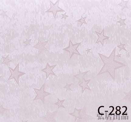 弘居色卡C-282