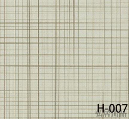 弘居色卡H-007
