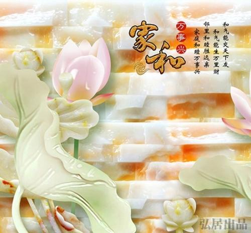 3D打印背景墙KML-2005